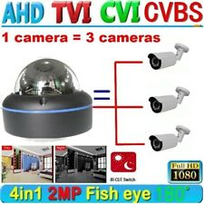 5 PCS CCTV Security Camera 1080P HD 2.0MP Wide Angle Lens night vision Wholesale