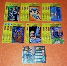 OVERPOWER Stryker PLAYER SET Image hero 14sp Serious Arsenal Armed and Dangerous