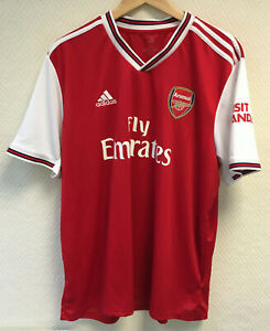 Arsenal 2XL Home Shirt 19/20 | Football Premier League 2019 2020 Extra Large