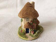 Rare Lilliput Lane The Toadstool Collectible Cottage Figurine 1999 Handmade