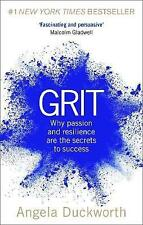 Grit: Why passion and resilience are the secrets to success by Duckworth, Angela