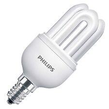 PHILIPS 8W ENERGY SAVING COOL WHITE DAYLIGHT LIGHT BULBS 40w SES E14 SCREW CAP