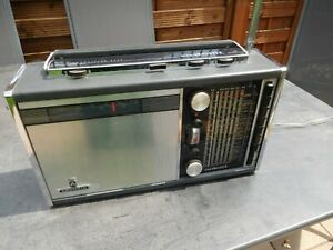 Kofferradio Grundig Transistor 5000 Satellit Vintage