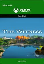 The Witness (Xbox One Series X/S) Gift Code Play Global/Worldwide