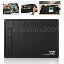 Desktop Anti Static ESD Heat Insulation Work Mat Blanket Phone PC Tablet Repair