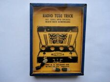 C1930S VINTAGE RADIO TUBE TRICK DEXTERITY PUZZLE