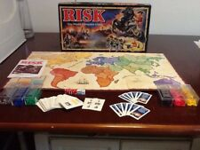 Risk Board Game The World Conquest 1993 Complete