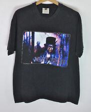 Vinatge White Zombie Graphic T-Shirt Black size Large