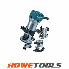 """MAKITA RT0700CX2 240v Router / Trimmer 1/4"""" collet"""