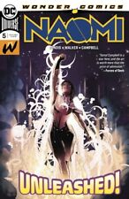 NAOMI #5 DC COMICS BRIAN MICHAEL BENDIS JAMAL CAMPBELL BIG REVEAL 051519