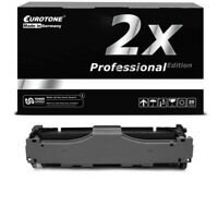 2x Pro Cartridge Black for Canon I-Sensys MF-8360-cdn LBP-7210-Cdn LBP-7680-cx