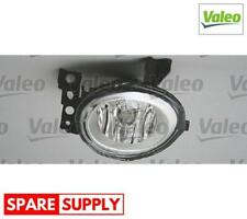 FOG LIGHT FOR PORSCHE VW VALEO 043727 ORIGINAL PART