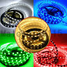 DC 12V 5M 3528/5050/5630 SMD RGB Flexible LED Strip Light Lamp/Remote Waterproof