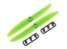 One Pair (2x) Gemfan 5030 5x3 Multirotor Propellers CW and CCW (Green) AU STOCK