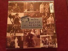 The Art of Buster Keaton Volume One Laserdisc Box Set SEALED Kino Video Comedy