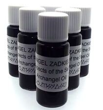 Angel Zadkiel Herbal Infused Botanical Incense Oil Aspects of self
