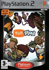Eye Toy Play (Platinum) (Game Only) PS2 (Playstation 2)- Free Postage- UK Seller