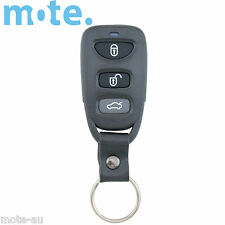 Hyundai Sonata/Elantra 07-10' 3 Button Remote Replacement Shell/Case/Enclosure