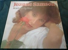 Rare Private Jazzy Female Vocal LP : Joanne Samson ~ Reaching My Mind ~ 14301