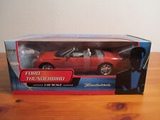 ( GO ) 1:18 Ertl Ford Thunderbird James Bond 007 L'autre Jour