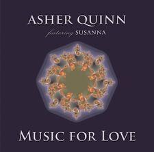 Asher Quinn (Asha) - Music for Love -  CD
