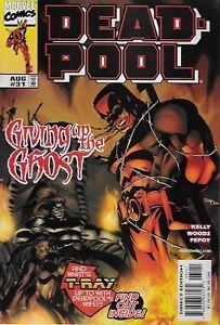 Deadpool (Vol.1) No.31 / 1999 Kelly & Woods