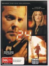 24: Season 5  - DVD, 2006, 6 Disc Set