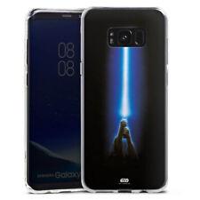 Samsung Galaxy S8 Plus Silikon Hülle Case - Jedi lightsaber