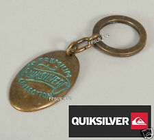 Genuine QUIKSILVER SURF Premium Collection KEYRING Gift  ACCESSORY NEW BNWT