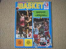 SUPER BASKET #35 1989 PILUTTI DAWKINS MCDONALD'S OPEN ROMA MICHAEL JORDAN NBA