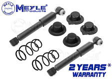 FOR MERCEDES A CLASS W168 A160 REAR AXLE SHOCK ABSORBERS COIL SPRINGS MOUNTS