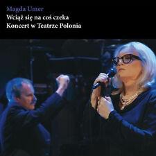 Magda Umer - Wciaz sie na cos czeka (CD 2 disc + DVD) 2013 koncert POLSKI POLISH