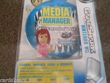 Media Manager Game Shark  Designed For Nintendo Wii Compatible Gamesaves Vide111