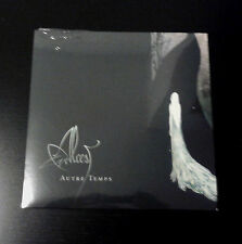 """Alcest """"Autre Temps"""" NEW Vinyl 7"""" EP * Les Discrets Angmar Nest Ecailles De Lune"""