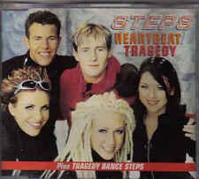 Steps-Heartbeat cd maxi single