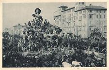 CARNEVALE DI VIAREGGIO ANNO 1932  I TRE MOSCHETTIERI PERFETTA