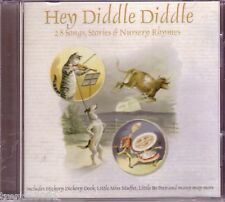 Hey Diddle Diddle SOngs Stories Fairytales Classic Greatest Childrens Rare