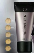 Oriflame The ONE Matte Velvet Foundation SPF 20 - Light Ivory, 30ml New *Sale*