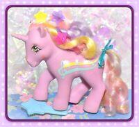 ❤️My Little Pony MLP G1 Vtg Rainbow Curl Rider STREAKY Curly Unicorn BRUSH❤️