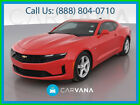 2020 Chevrolet Camaro LS Coupe 2D OnStar Dual Air Bags Daytime Running Lights Bluetooth Wireless Side Air Bags