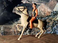 "1960's Matt Dillon and horse, Hartland 5"" Mini series"