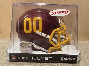 Riddell Washington Football Team NFL Speed Riddell Mini Helmet, New in box