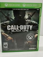 XBOX 360 ONE ✔ CALL OF DUTY BLACK OPS 1 ✔ WORKS GREAT