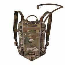 Source Rider 3 Liter 100 oz Low Profile  Hydration System Multicam