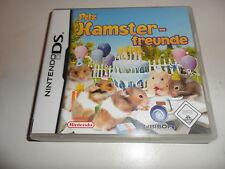 Nintendo  DS  Petz - Hamsterfreunde
