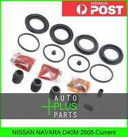 Fits NISSAN NAVARA D40M - Brake Caliper Cylinder Piston Seal Repair Kit