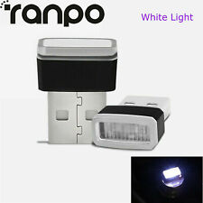 Mini Flexible USB LED Car Interior Light Strip Neon Atmosphere Tube Neon Lamp RD