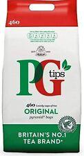 PG Tips Original Pirámide Bolsitas De Té 460 bolsitas de té, para los amantes de té diario papeles