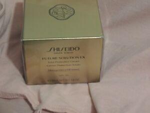Shiseido Future Solution LX créme protection tolale, 50ml neuf sous blisteur