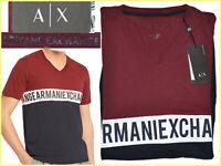 ARMANI EXCHANGE T-Shirt Uomo  L XL Europa ¡Qui Meno!  AX01 N1P